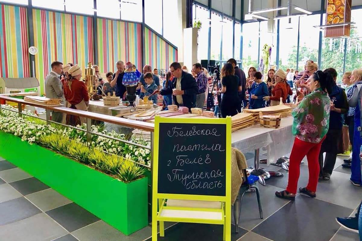 Выходные на Велозаводском рынке