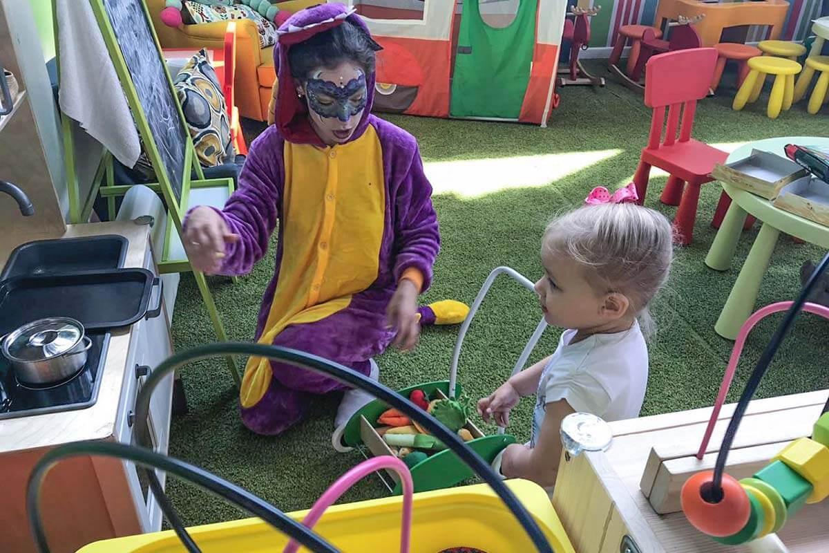 День защиты детей на Велозаводском рынке