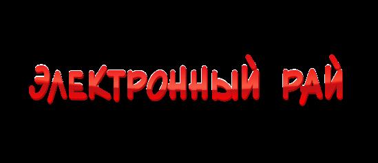 ТЦ 'Электронный рай'